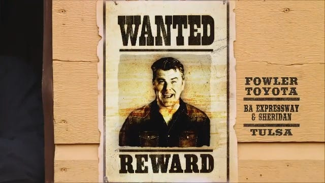Fowler Toyota Tulsa: Wanted