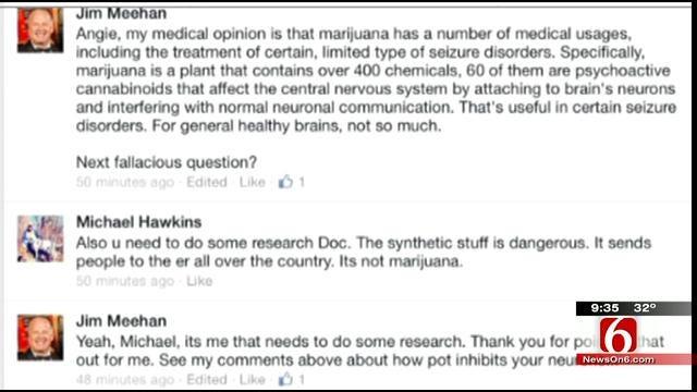 Should Oklahoma Legalize Medical Marijuana?