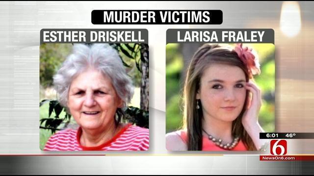 Affidavit: Skiatook Murder Suspect Says He Killed Grandma Over Doing Dishes