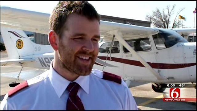 Tulsa's Spartan College, Airline Partner To Fill Pilot Gap