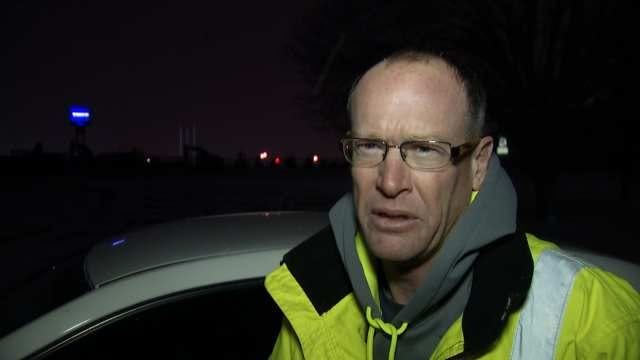 WEB EXTRA: ODOT Spokesman Martin Stewart Talks About Road Conditions Early Tuesday