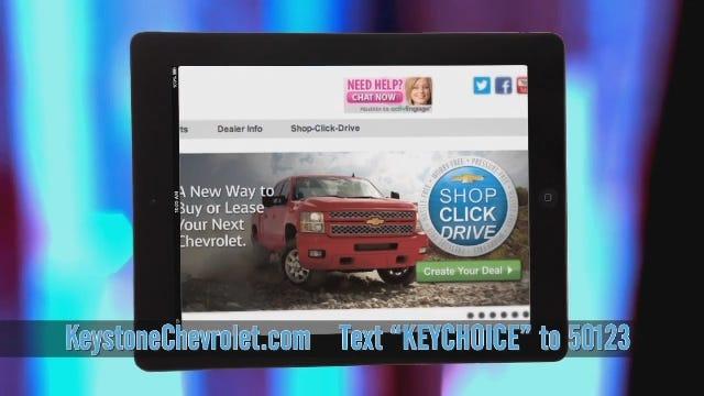 Keystone Chevrolet: Shop Online
