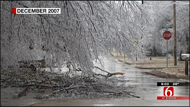 Expert Says 2014 Cold Temps Have Nothing On Green Country's History