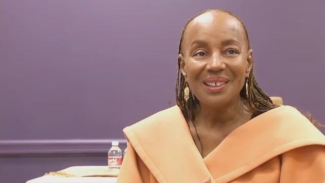 WEB EXTRA: Susan L. Taylor On Sankofa Freedom Award And Mentoring