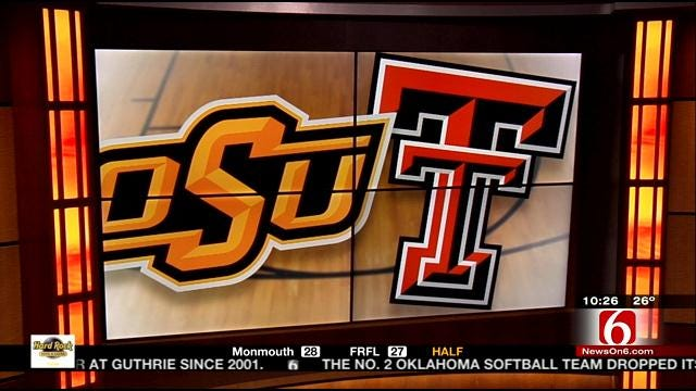Oklahoma State Facing A Tough Test In Lubbock