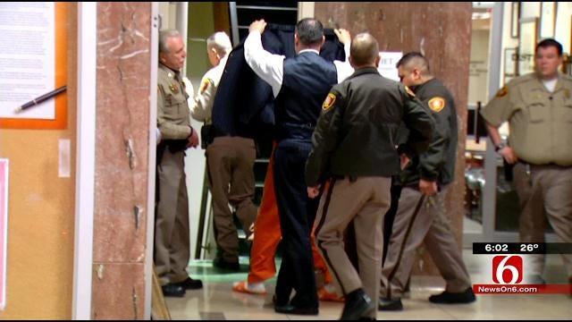 Inmate Testifies Against Accused Hicks Park Murderer