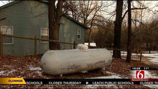 Oklahomans Excited As Propane Prices Begin To Fall