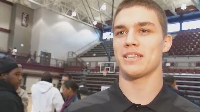 Signing Day Interview With Dylan Harding
