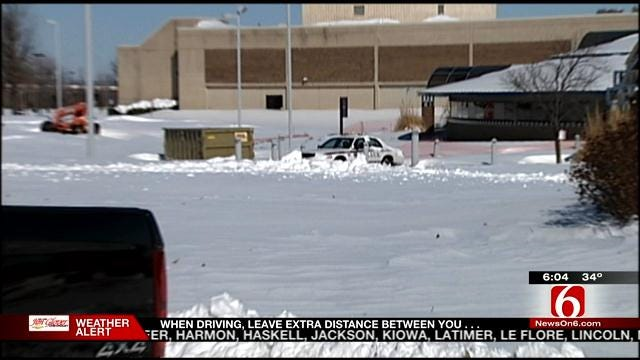 Tulsa Police Better Prepared For Snow After 2011 Blizzard Experience