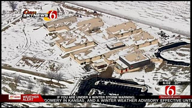 Tulsa Public Schools Out Of Snow Days After Closing Monday