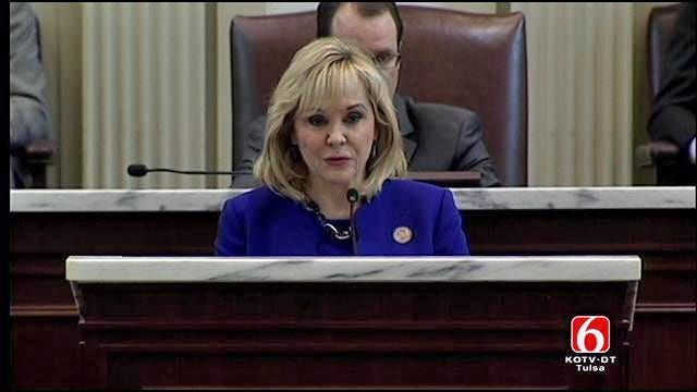 Governor Mary Fallin's 2014 State Of The State
