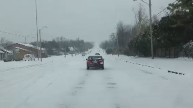 WEB EXTRA: Southbound Sheridan At 61st Street