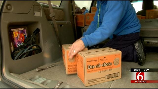Oklahoma Girl Scouts Gear Up For Cookie Season