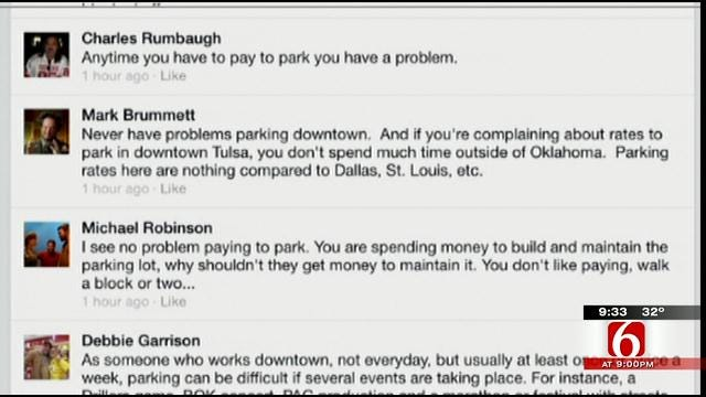 OK Talk: Does Downtown Tulsa Have A Parking Problem?