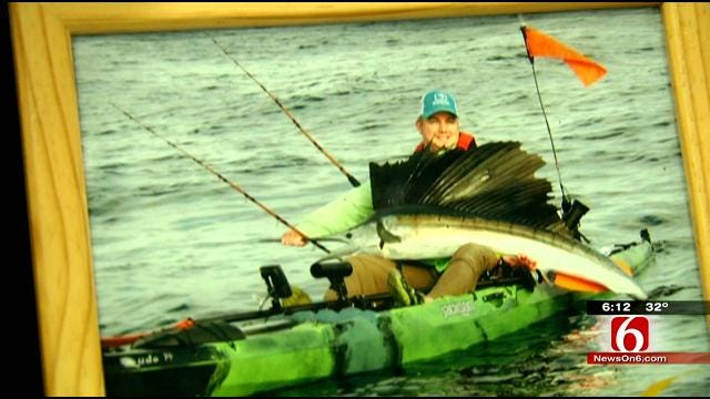 Two Oklahoma Bass Fishermen Win Kayak Sailfish Tournament
