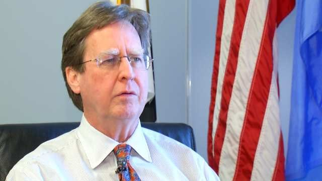 Tulsa Mayor Dewey Bartlett Talks About Using CPR