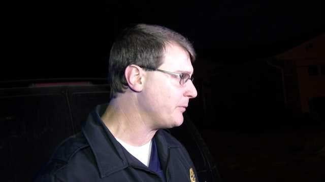 WEB EXTRA: Broken Arrow Police Cpl. Leon Calhoun Talks About Standoff