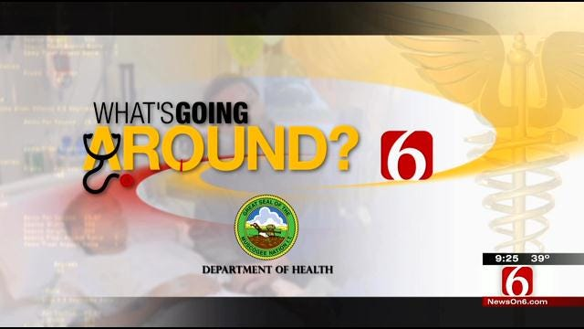What's Going Around? Stomach Flu, Flu, Common Cold