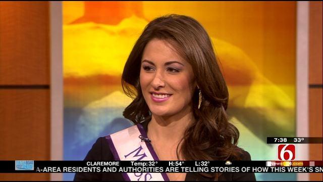 5th Annual Miss Oklahoma Latina Pageant