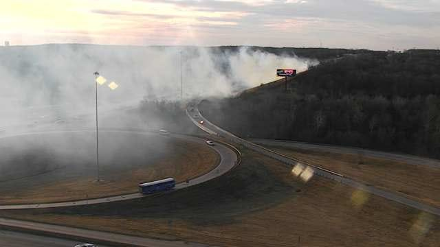 WEB EXTRA: Video From Osage SkyCam Network At I-44, Highway 75