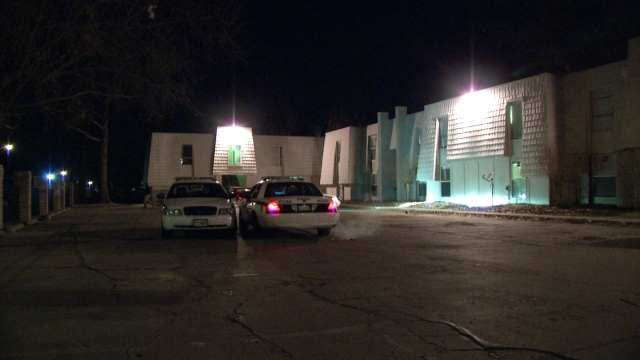 WEB EXTRA: Video From Scene At Tulsa's New Haven Apartments