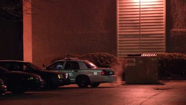WEB EXTRA: Video From Scene At Canyon Creek Apartments In Tulsa