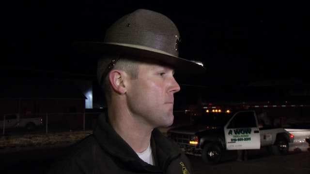 WEB EXTRA: OHP Trooper Matthew Mize Talks About The Crash