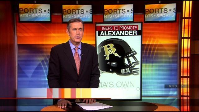 BA Promotes Alexander To Head Coach