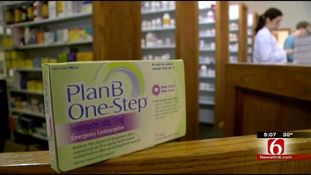 Okmulgee County Woman Sues For Reproductive Rights