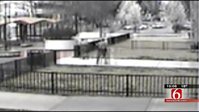 Surveillance Video Of Tulsa Courthouse Shooting Released, Juror Speaks