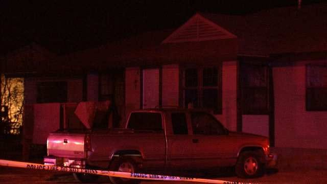 WEB EXTRA: Video From Scene Of Homicide Inside A Skiatook Home