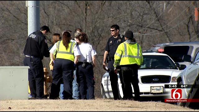 Tulsa Police Capture Teenage Girls In Reportedly Stolen SUV