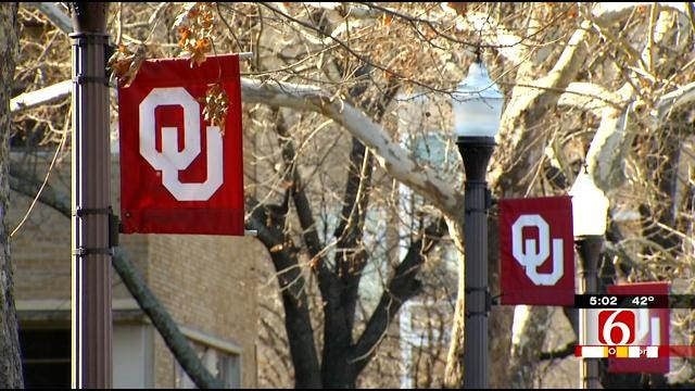 OU Utilizes Mobile Alerts To Warn Of Emergencies