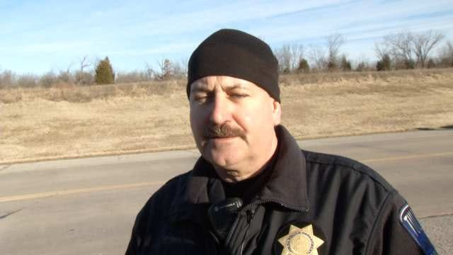 WEB EXTRA: Tulsa Police Cpl. JD Curran Talks About The Incident