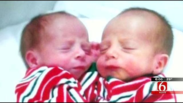 Tulsa Twins Recovering From Possible Abuse