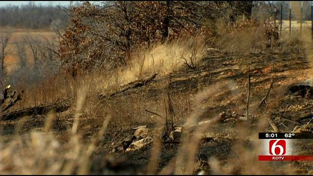 Oklahoma Fire Departments Ready For More Grass Fires After Busy Weekend
