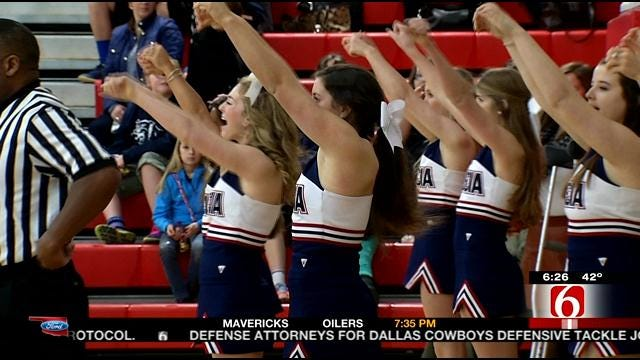 Hoops For Hope: Cascia Hall Vs. Mount St. Mary