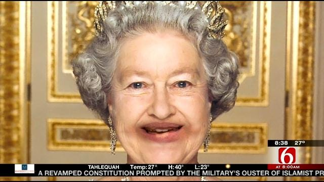 6 In The Morning: Reaction To Queen Elizabeth's Newest Granddaughter