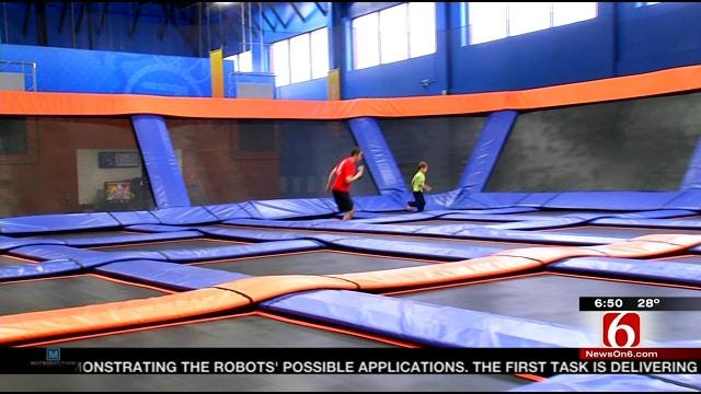 Tulsa Business Attracts Jumpers Of All Ages