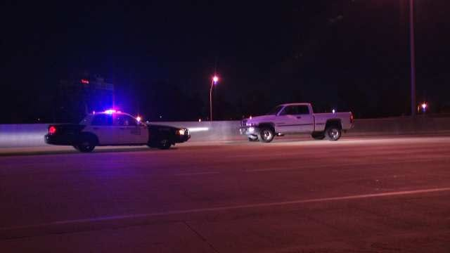 WEB EXTRA: Video From Scene Of Wrong Way Driver DUI Arrest