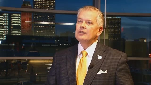 WEB EXTRA: Insurance Commissioner John Doak