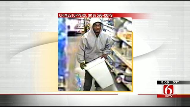 Tulsa Police Search For Serial Dollar General Thief