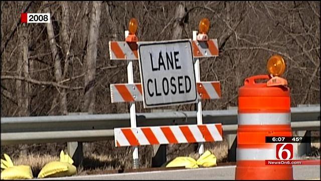 Construction Begins On Rogers County Bridge