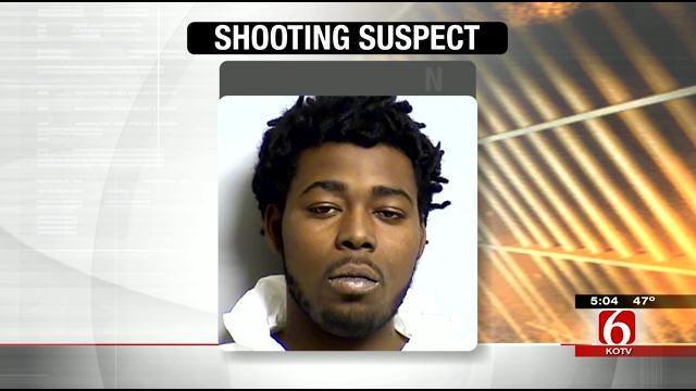 Tulsa Police Arrest Teen Suspected In Robbery, Shooting