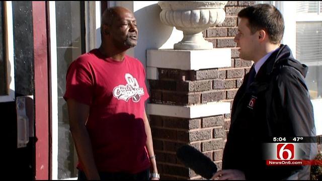 Neighbors React To Tuesday Night Tulsa Murder