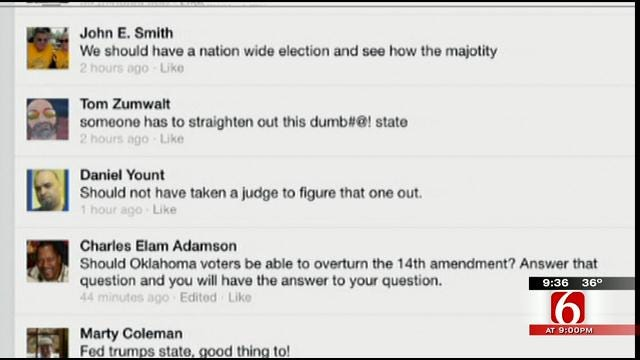 OK Talk: Should a judge overturn a law passed by 75% of Oklahoma voters?