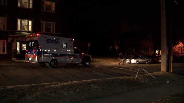WEB EXTRA: Video From Scene Of Fatal Shooting On West Fairview
