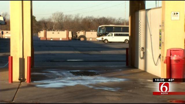 Man Attacked, Robbed At East Tulsa Car Wash