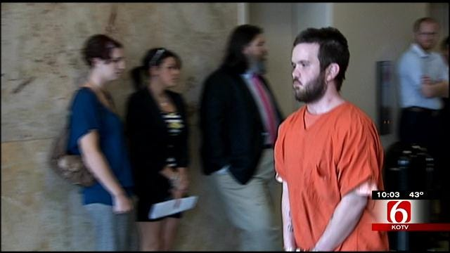 Jury Selection Begins For Man Accused Of Tulsa Courthouse Shooting