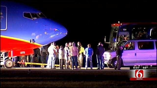Plane Lands In Tulsa After Landing In Wrong Branson Airport